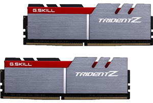 G.SKILL TridentZ 16GB (2x8GB) 3200MHz CL16 Dual Channel Desktop RAM